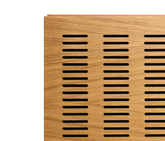Ideaperfo | R16 by IDEATEC | Wood panels