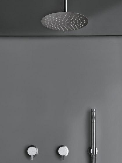 MONO SET20   Complete Rain shower set by COCOON   Shower controls
