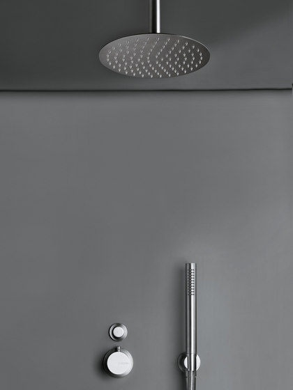 MONO SET21  Thermostatic Rain shower set by COCOON | Shower controls