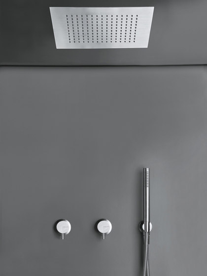 MONO SET23 XL | Rain shower set by COCOON | Shower controls