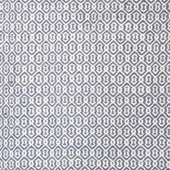 Wild Pitch white & blue/grey de kymo   Alfombras / Alfombras de diseño