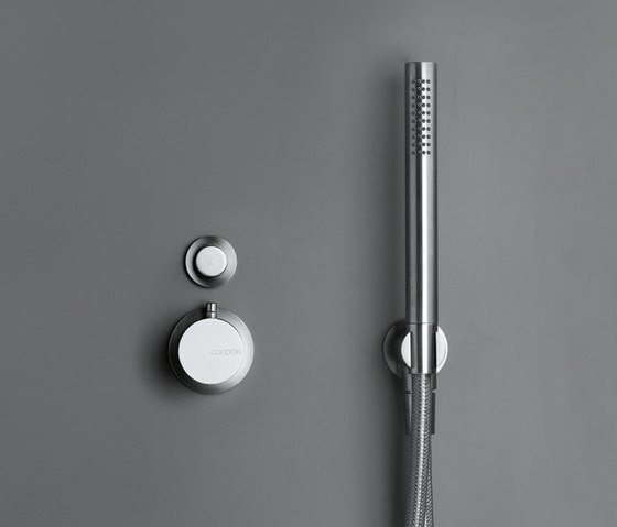 MONO SET31 | Thermostatic shower set with diverter by COCOON | Shower controls
