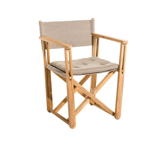 Kryss lounge chair di Skargaarden | Poltrone