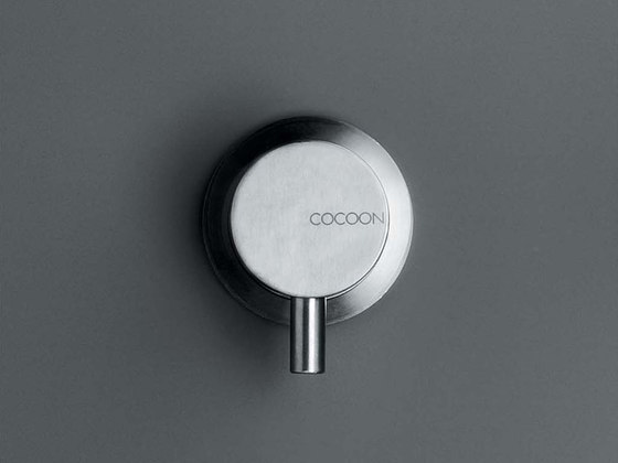 MONO 01U | Single lever shower/bath mixer by COCOON | Wash basin taps