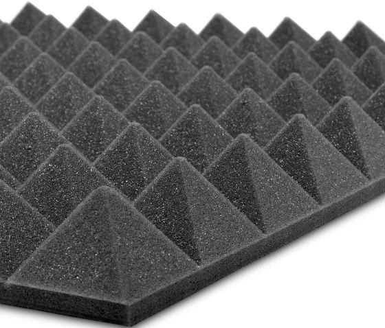 Ideafoam | Pyramide by IDEATEC | Acoustic solutions
