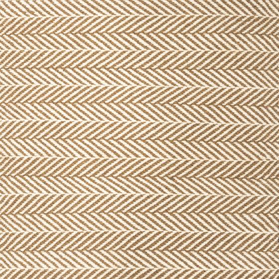 Amen Break white & beige von kymo   Formatteppiche