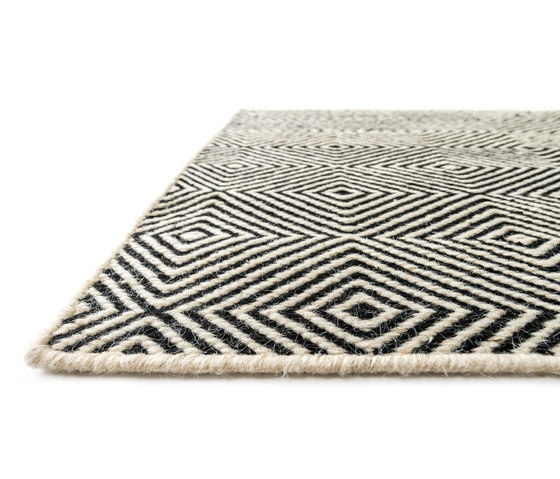 Soundscapes white & black de kymo | Tapis / Tapis design
