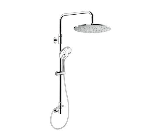 Easy Showers by Fir Italia   Shower controls