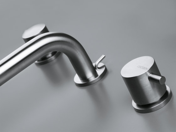 MONO 08 | Deck mounted basin mixer by COCOON | Wash basin taps