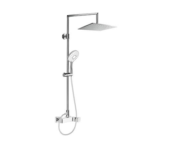 Easy Showers by Fir Italia | Shower controls