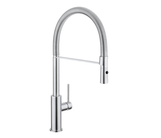 MONO 14 | Kitchen tap with pull-out spray di COCOON | Rubinetterie cucina