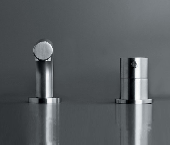 MONO SET04 | Deck mounted basin mixer by COCOON | Wash basin taps