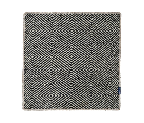 Soundscapes black & grey by kymo | Rugs