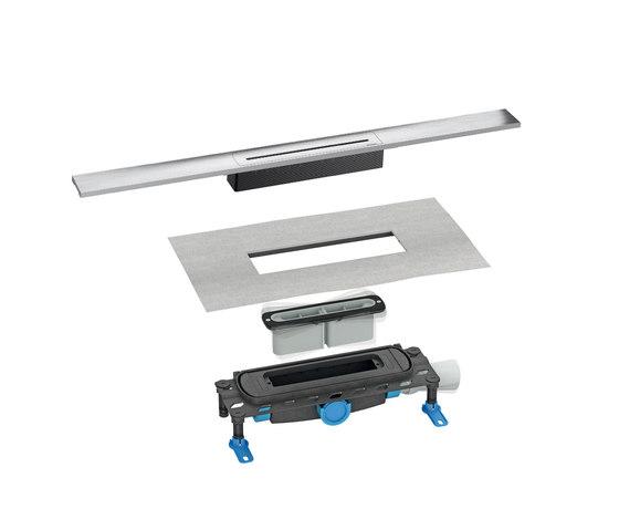 CeraFloor Select by DALLMER | Plate drains
