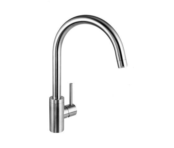 KitchenSteel by Fir Italia | Kitchen taps