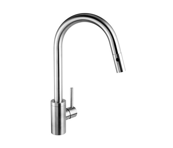 KitchenSteel by Fir Italia | Kitchen taps