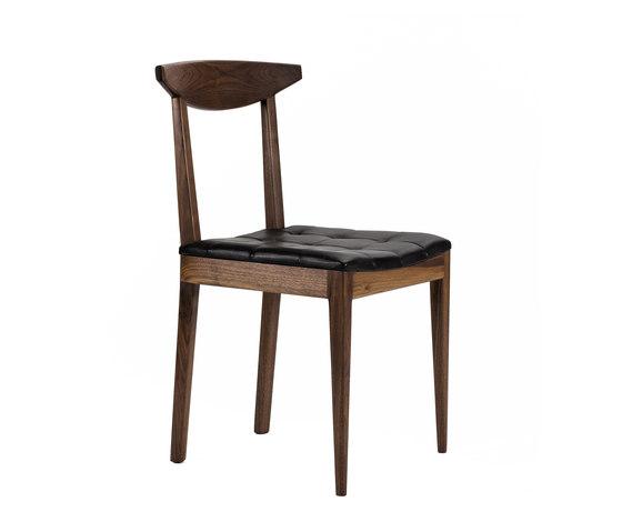 N Chair von Luteca | Restaurantstühle