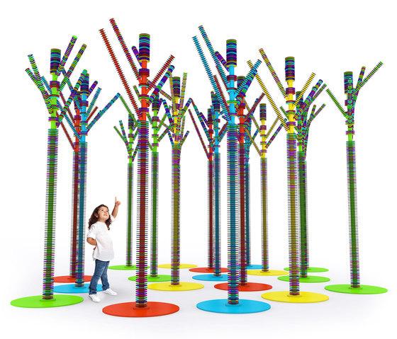Donut Tree HPL von Yellow Goat Design | Spielmöbel