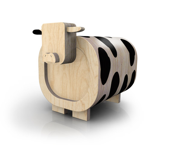 Pat by Yellow Goat Design   Kids stools