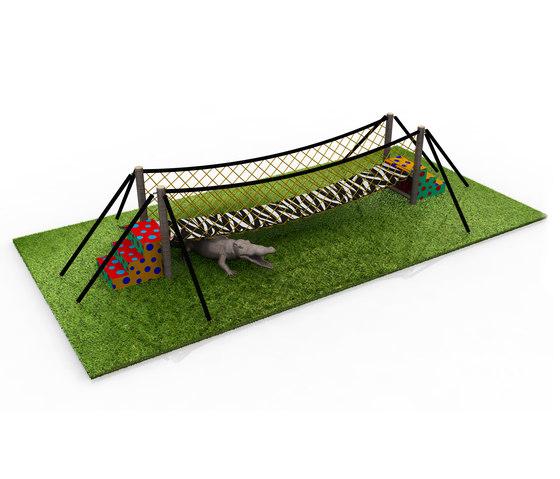 Rope Bridge by Yellow Goat Design | Play furniture