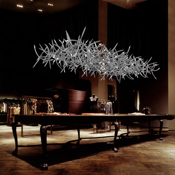 Antlers by Yellow Goat Design | Suspended lights