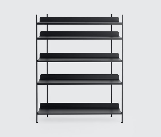 Compile Shelving System by Muuto | Office shelving systems
