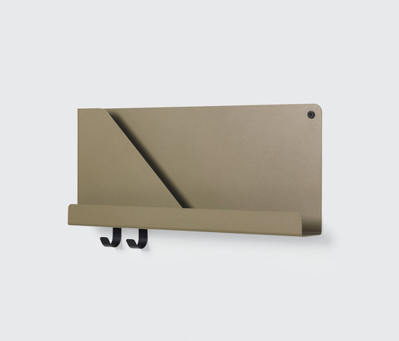 Folded Shelves | small by Muuto | Shelves