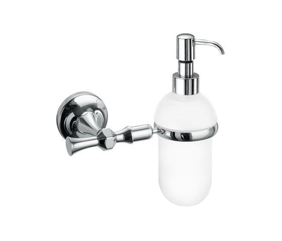 Classic Bathroom Accessories by Fir Italia | Soap dispensers