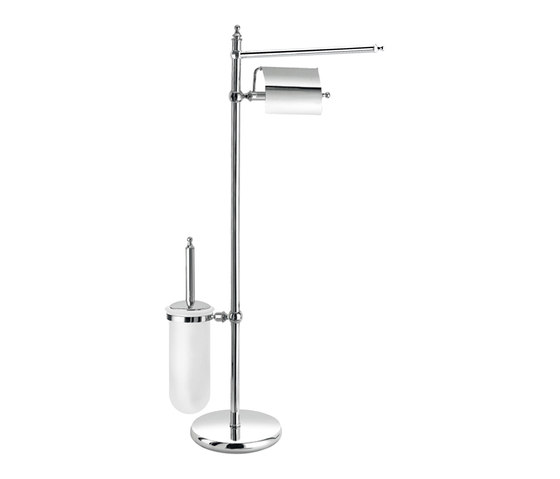 Classic Bathroom Accessories by Fir Italia | Toilet-stands