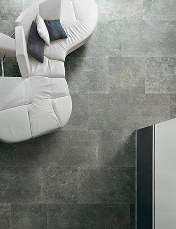 Pietre/3 Limestone Coal by FLORIM | Ceramic tiles