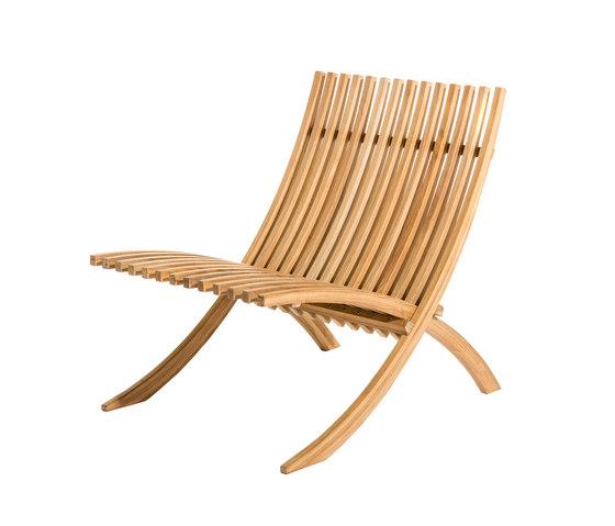 Nozib cut lounge chair by Skargaarden | Armchairs