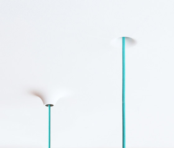Baldachin Concrete by GEORG BECHTER LICHT | Suspended lights