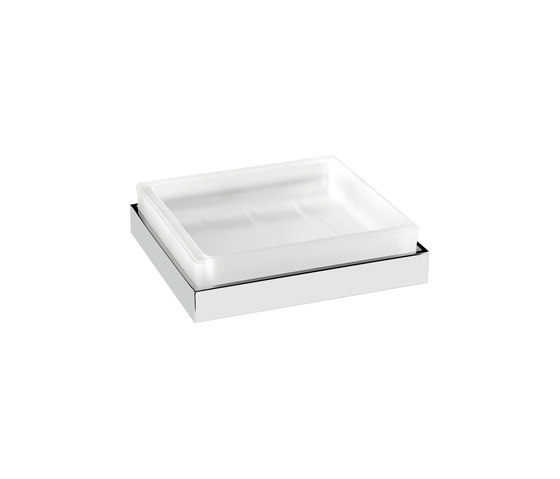 Modern Bathroom Accessories by Fir Italia | Soap holders / dishes