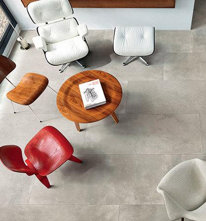 Maps Light Grey by Cerim by Florim | Ceramic tiles