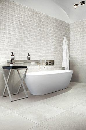 Maps White by FLORIM | Ceramic tiles
