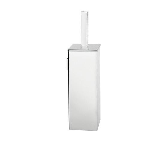 Modern Bathroom Accessories by Fir Italia | Toilet brush holders
