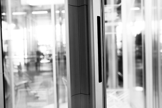 Electromagnetic lock by OTIIMA | Alarm systems