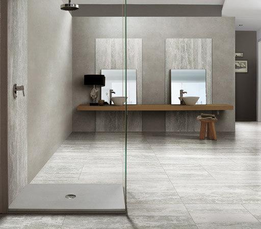 Travertino White Matte by FLORIM   Ceramic tiles
