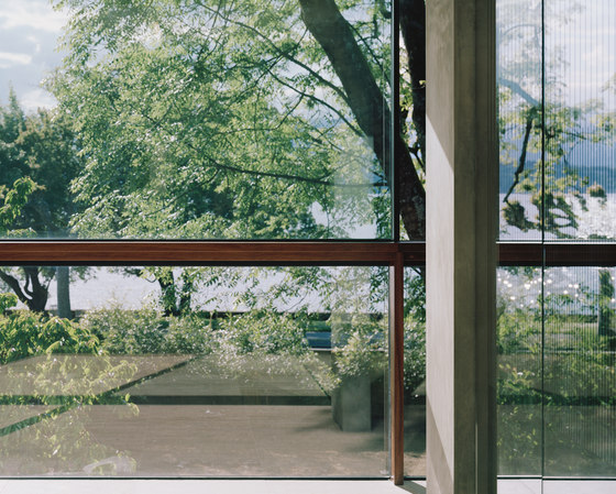 Minimalist profiles by OTIIMA | MUCH MORE THAN A WINDOW | Patio doors