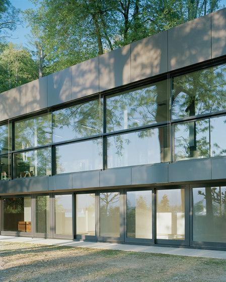 High dimension glasses de OTIIMA | Puertas patio