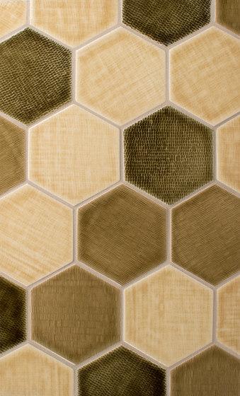 Textured Shapes de Pratt & Larson Ceramics   Carrelage céramique