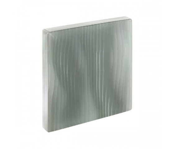 Ribbon | Grey by Interstyle Ceramic & Glass | Decorative glass