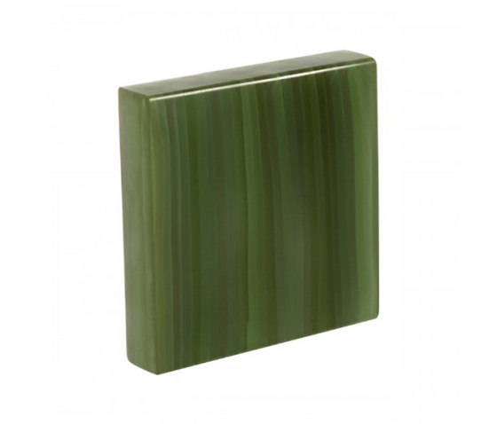 Ribbon | Fresh Green by Interstyle Ceramic & Glass | Decorative glass