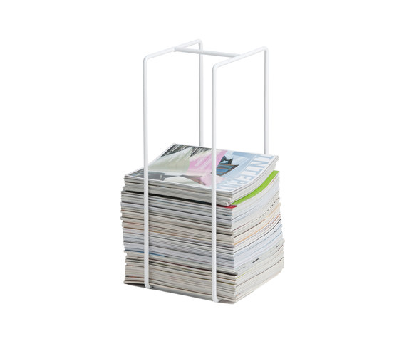 Mixrack M by Showroom Finland Oy | Magazine shelves