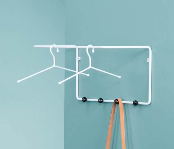 Mixrack Coat Rack M by Showroom Finland Oy | Hook rails