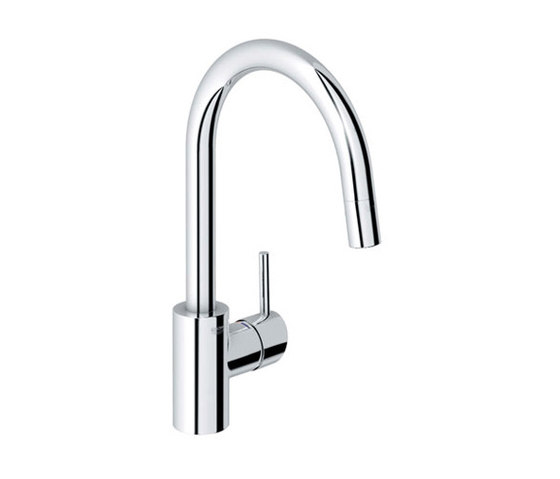 """Concetto Single-lever Prep Sink Mixer 1/2"""" by Grohe USA 