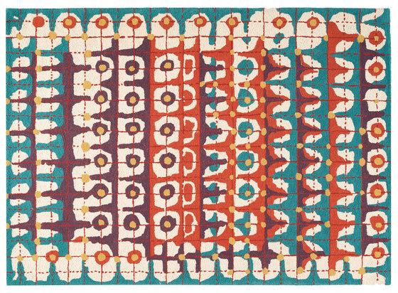 Abraxas Bleu de Toulemonde Bochart | Alfombras / Alfombras de diseño