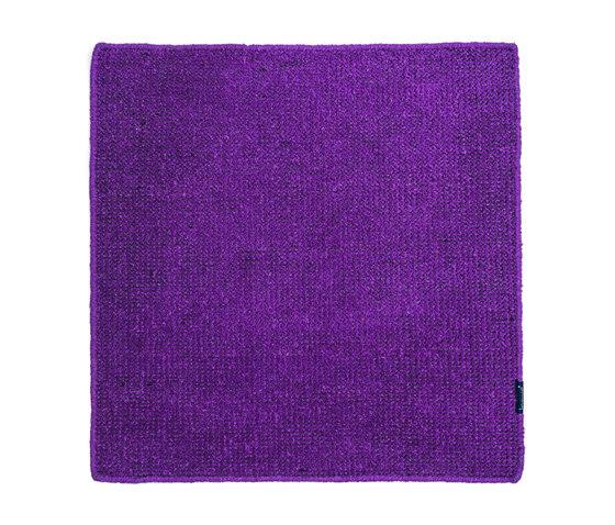 Dune Max Wool purple von kymo   Formatteppiche