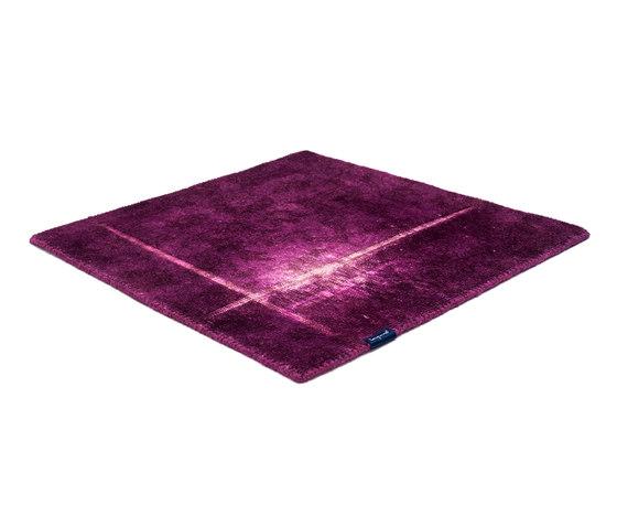 The Mashup Pure Edition Ornamental lilac von kymo | Formatteppiche