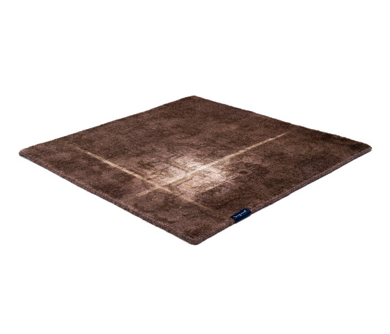 The Mashup Pure Edition Ornamental chocolate by kymo | Rugs